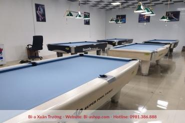 Lắp đặt,bàn giao cho clb billiards 68 clup địa chỉ: đông mai - chỉ đạo- văn lâm - hưng yên