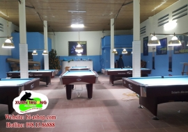 Xuân Trường Billiards chuyên cung cấp bàn bi a cũ chất lượng số 1 tại Miền Bắc