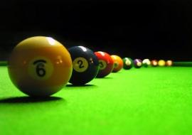 Luật thi đấu Pool 8 - Ball