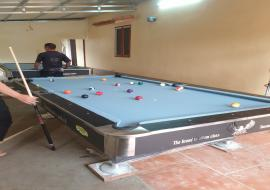 Xuân Trường Billiards bàn giao thành công 2 bàn Alex 9018 nội địa cho anh Thực tại Quảng Châu - Hưng Yên Ngày 07/03/2021