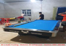 Bàn giao thành công 1 bàn Alex 9018 nội địa cho anh Thắng tại Đồng Văn, Bình Liêu, Quảng Ninh