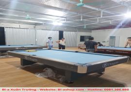 Bàn giao thành công 1 bàn Aileex 9020 nhập lướt, 2 bàn Dragon liên doanh cho anh Tỉnh tại Vân Dương, Bắc Ninh